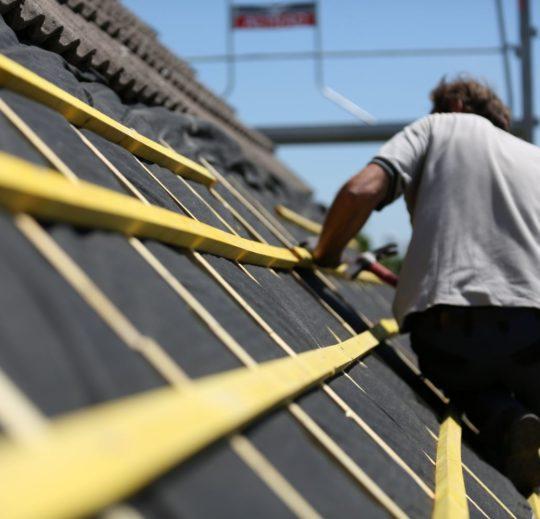 isolation de toiture en sarking