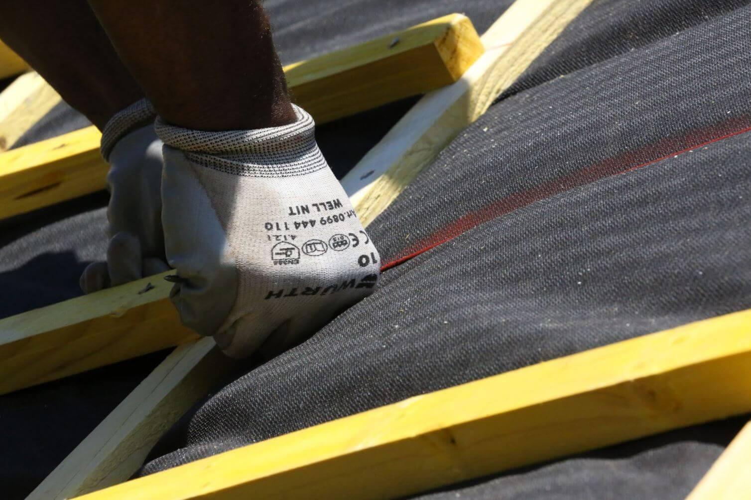 isolation toiture exterieure sarking