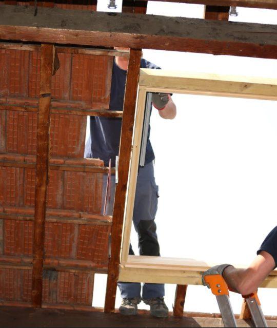 Fen tre de toit nergie solaire devis gratuit for Pose de fenetre