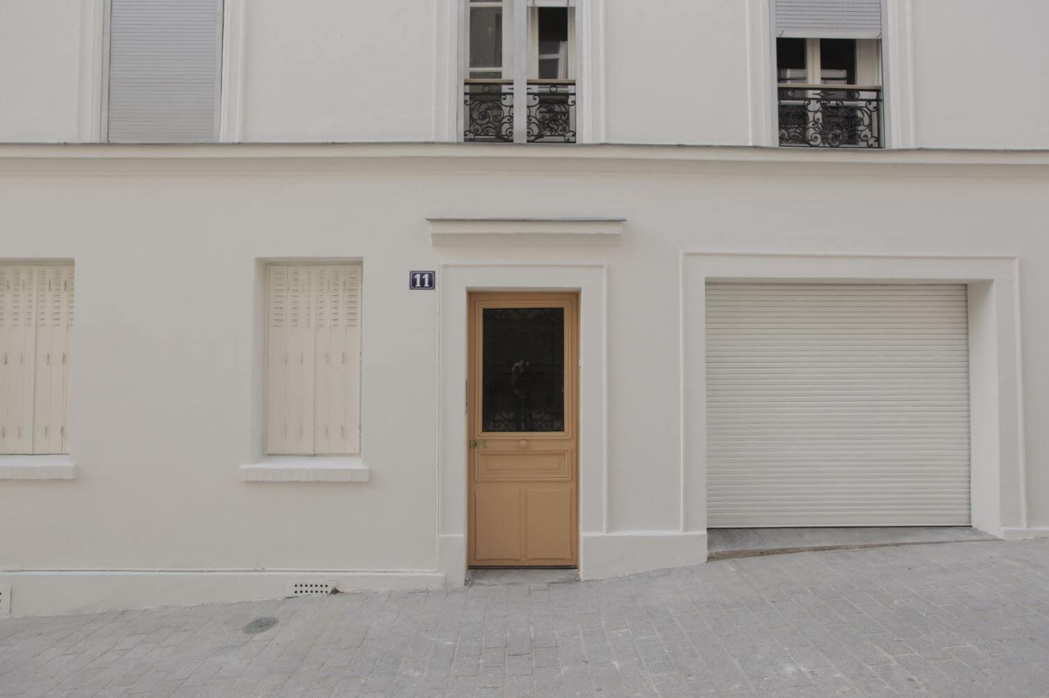 entretien de façade