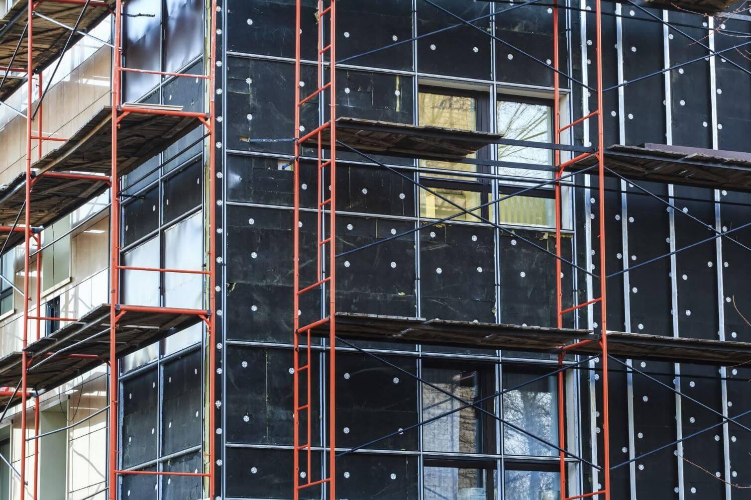 Avantages de l 39 isolation ext rieure des murs devis for Construction mur exterieur quebec
