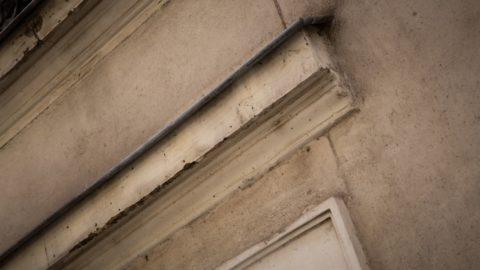 Nettoyage et rénovation de façade