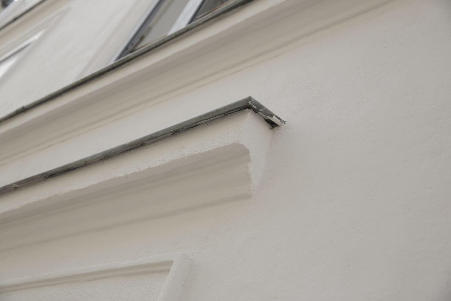 travaux de renovation de facade