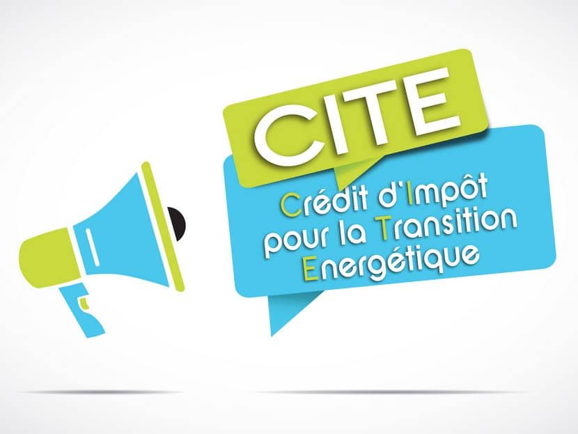 credit impot transition energetique cite isolation