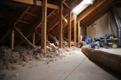 Isolation des combles et des murs: toutes les aides financières pour vos travaux