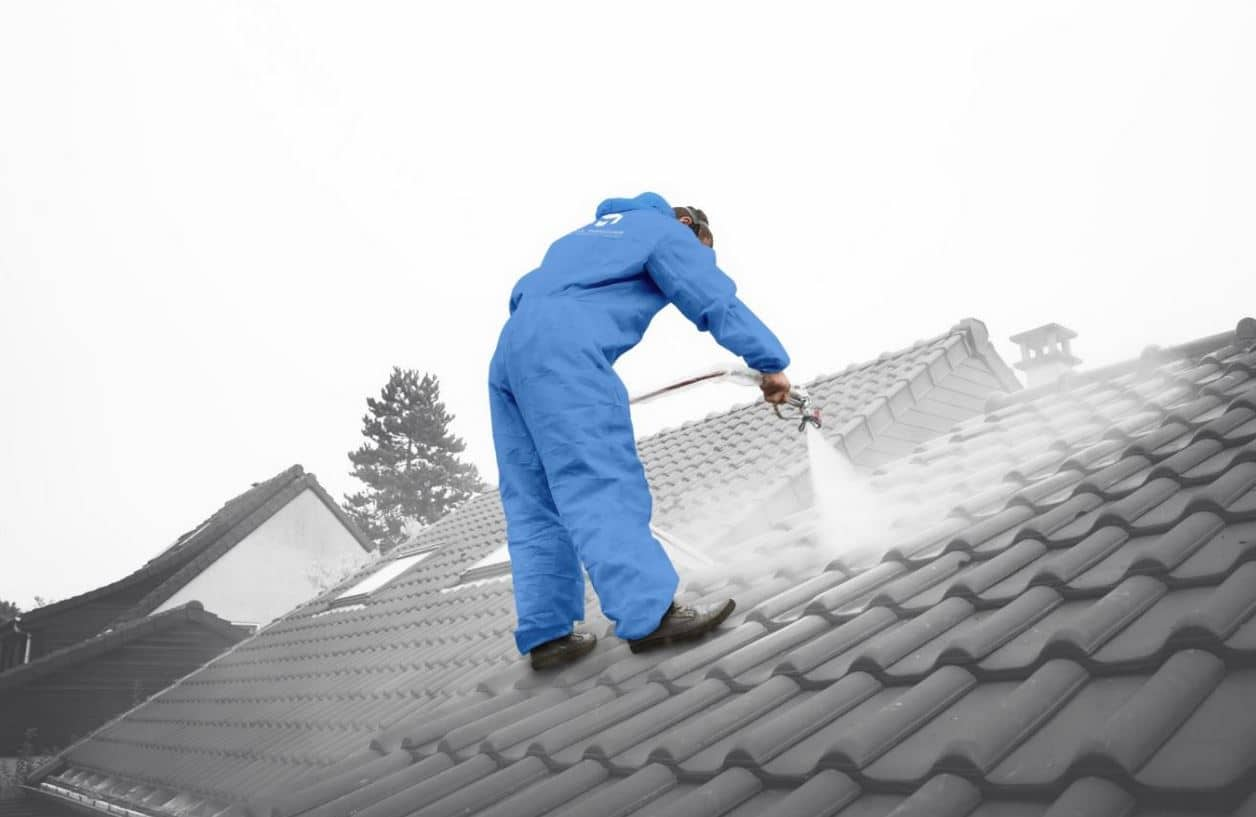 brosse nettoyage toiture afin de raliser le nettoyage de votre toiture et lui rendre une. Black Bedroom Furniture Sets. Home Design Ideas